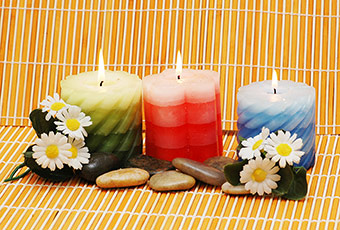 Scented Candles Make a Nice Gift for a Friend