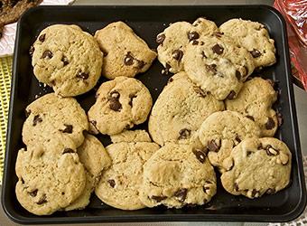 Homemade Cookies is a Delicious Gift