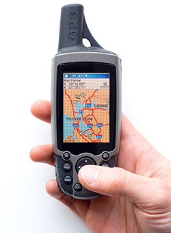 GPS System for Mother's Day Gift