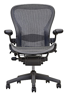 Herman Miller Aeron Chair Design and Options