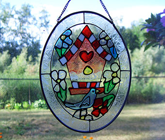 Valentine's Day Gift Idea - Suncatcher