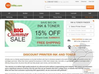 101inks Coupons