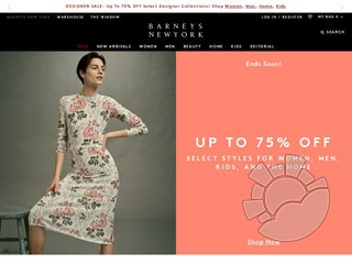 Barneys New York Coupons