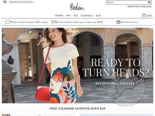 Boden USA Coupons
