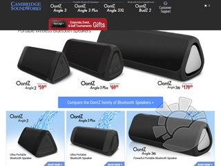 Cambridge SoundWorks Coupons