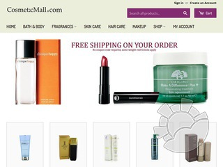 CosmeticMall.com Coupons