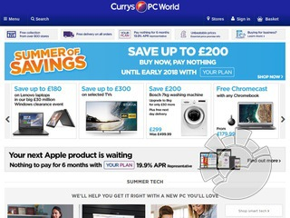 Currys Coupons