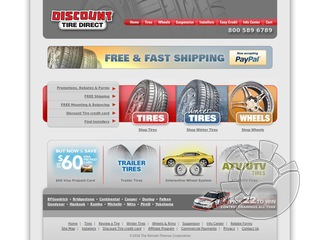 Discount Tire Direct Coupons