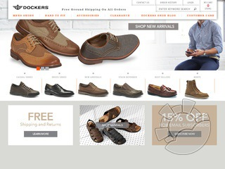 Dockers Coupons