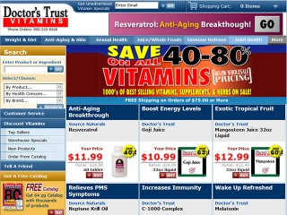 Doctor's Trust Coupons