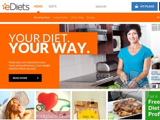 eDiets.com Coupons