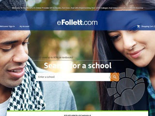 eFollett.com Coupons
