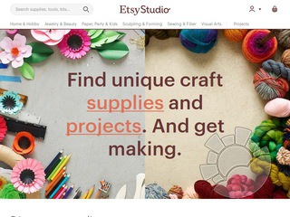 Etsy Studio Coupons
