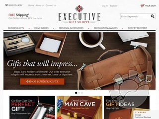 Executive Gift Shoppe Coupons