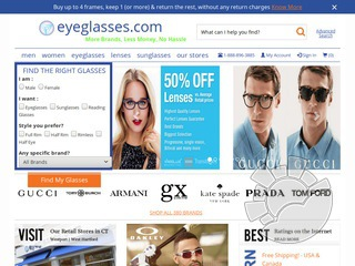Eyeglasses.com Coupons
