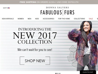 Fabulous Furs Coupons