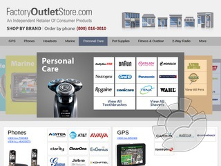 FactoryOutletStore.com Coupons