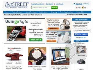 FirstStreet Coupons