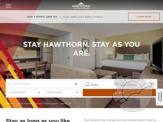 Hawthorn Suites Coupons