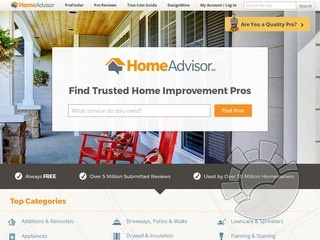 Home Advisor Coupons