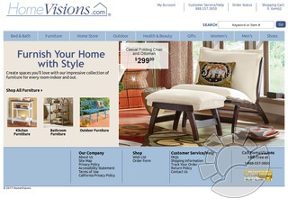 HomeVisions.com Coupons