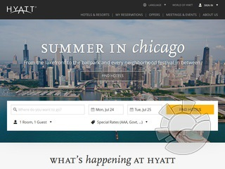 Hyatt Coupons