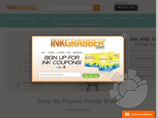 Inkgrabber.com Coupons