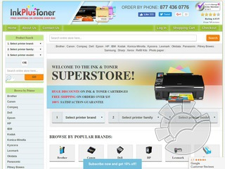 Ink Plus Toner Coupons