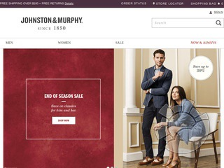 Johnston & Murphy Coupons