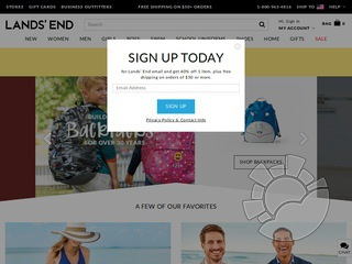Lands' End Coupons