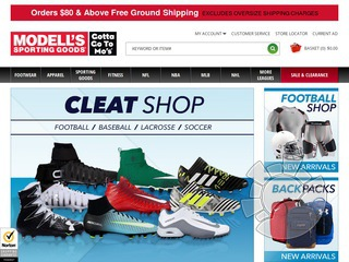 Modell's Sporting Goods Coupons