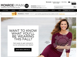 Monroe & Main Coupons