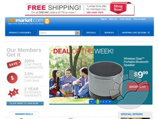 Net Market Coupons