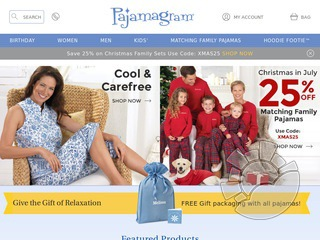 PajamaGram Coupons