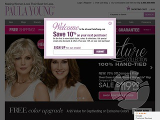 Paula Young Coupons