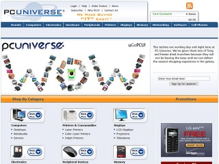 PC Universe Coupons