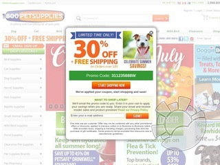 1 800 PetSupplies Coupons