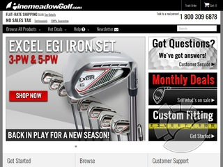 PinemeadowGolf.com Coupons