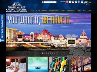Primm Valley Resorts Coupons