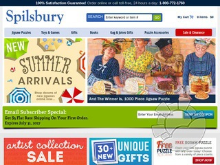 Spilsbury Coupons