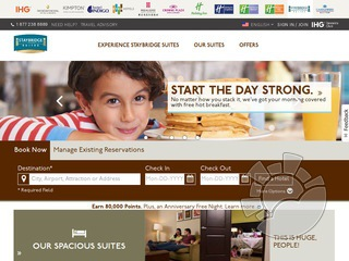 StayBridge Suites Coupons