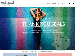 Wet Seal Coupons